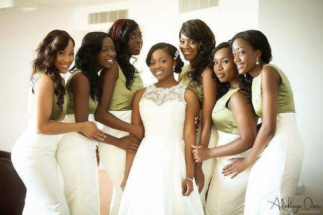 Bridal Party Simply Kayo