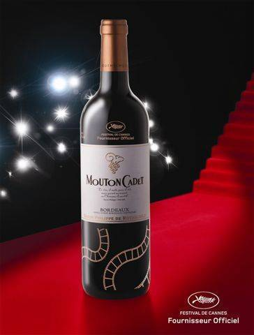 Mouton Cadet Special Edition Cannes 2013
