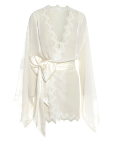 Lucile Luxury Georgette Kimono £499