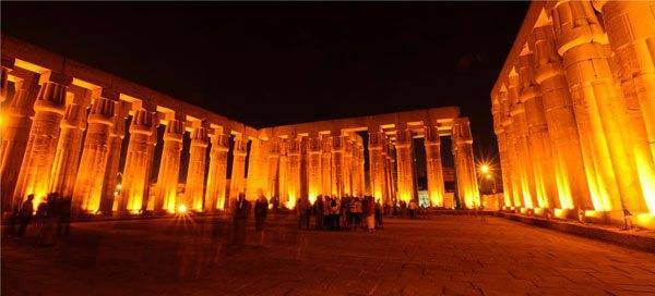 Luxor Temple Egypt