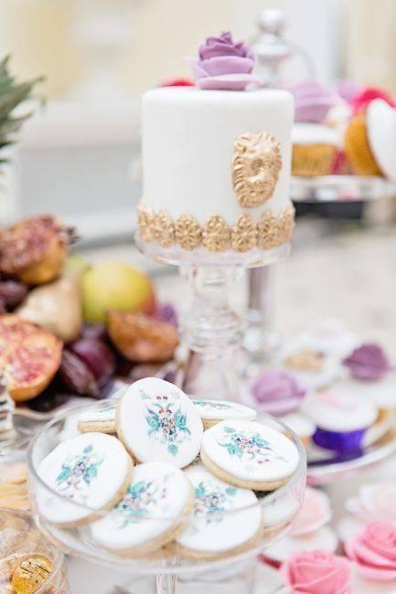 Blenheim Palace - luxury cakes