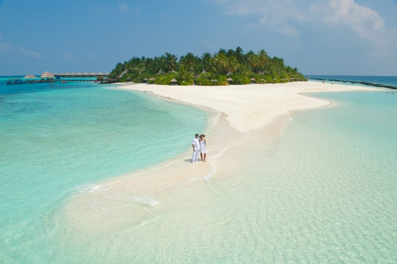 Vilu Reef Beach and Spa Resort, Maldives