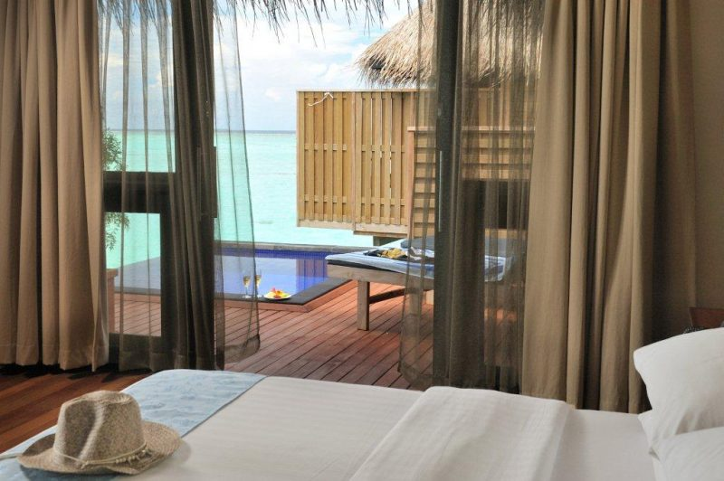 Vilu Reef Beach & Spa Resort, Maldives