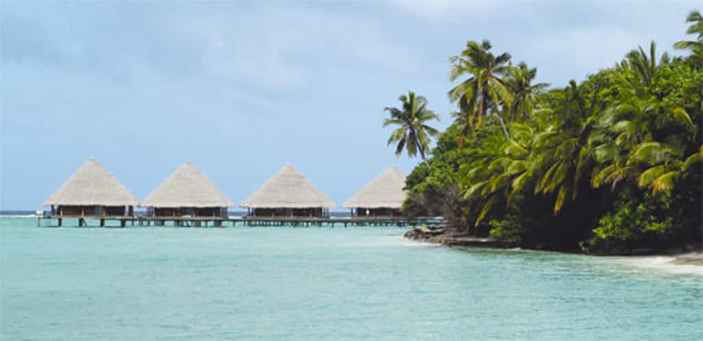 Maldives for honeymoon