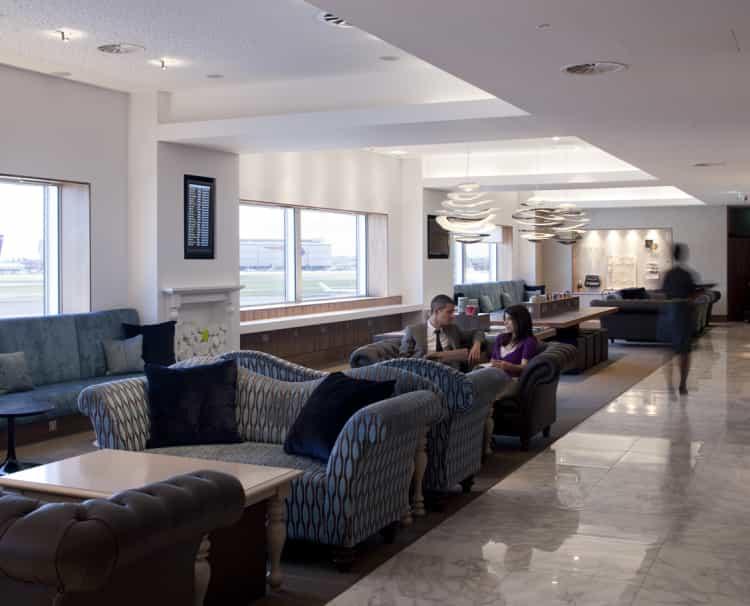 No 1 Traveller lounge