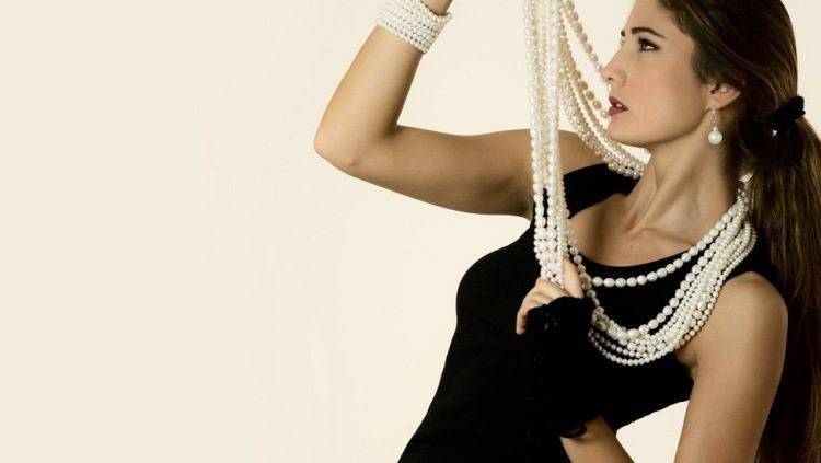 Wedding Day Pearls