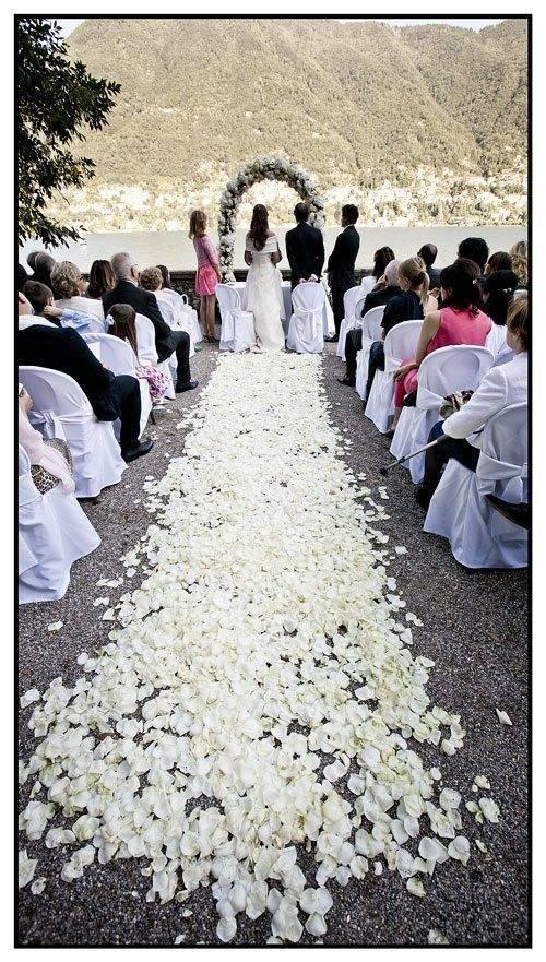 Lake Como Weddings - service