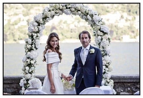Lake Como Weddings - bride and groom