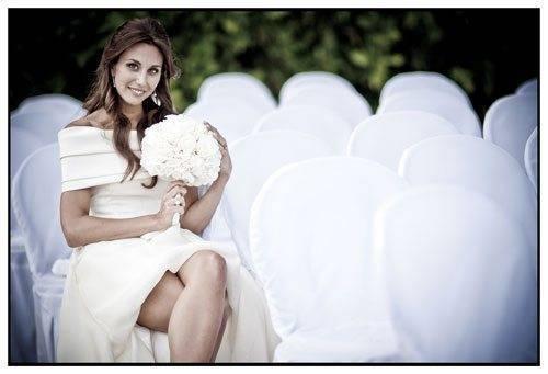 Lake Como Weddings - bride