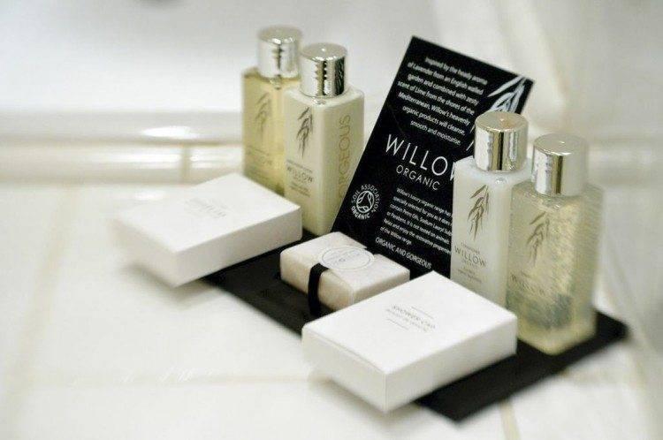 Organic Bathroom Products