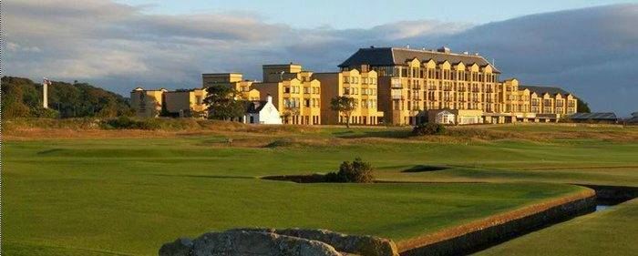 The Old Course Hotel – Golf Resort & Spa – Scotland
