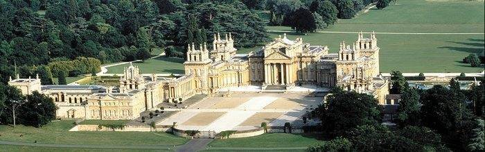 The Blenheim Palace – Oxfordshire