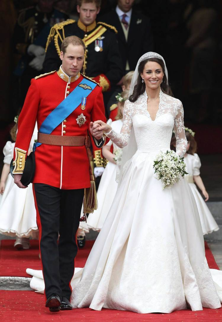 Take Inspiration from Wedding Dresses Throughout Time