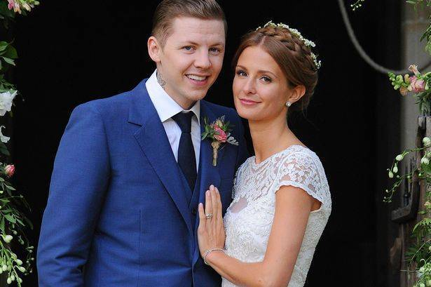 Millie Mackintosh Marries Professor Green