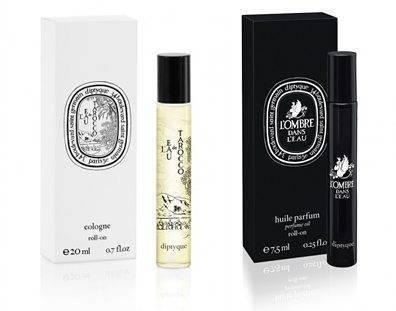 Luxury Travel Perfume