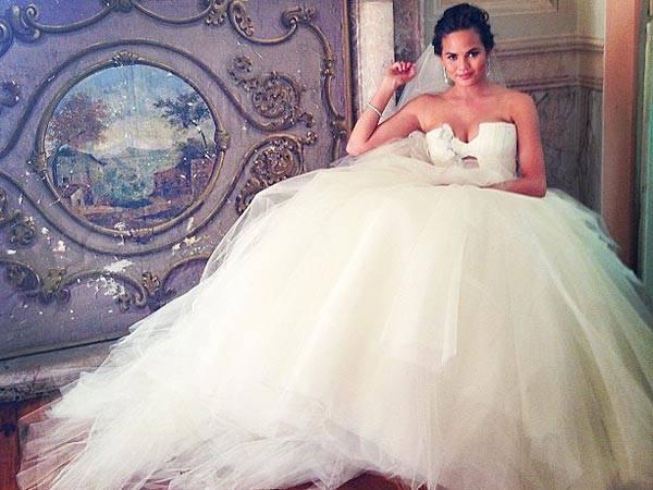 John Legend and Chrissy Teigen Wedding
