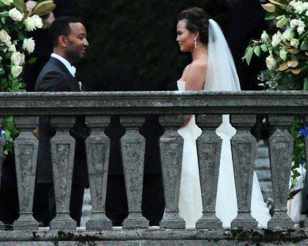John Legend Marries Chrissy Teigen
