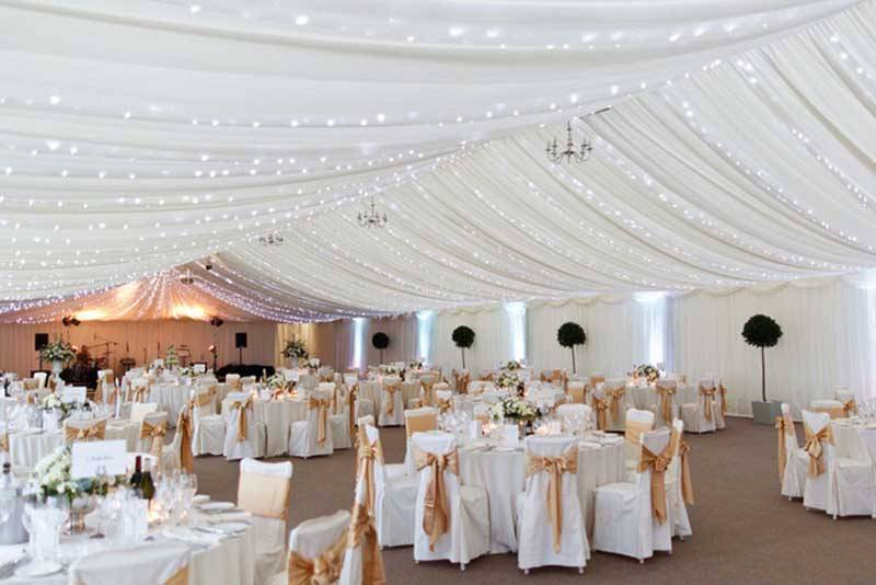 Micklefield Hall Marquee