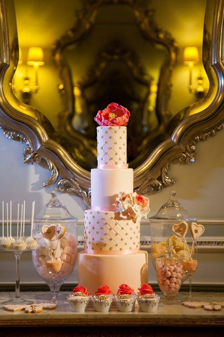 Luxury Wedding Cakes by Elizabeth's Cake Emporium