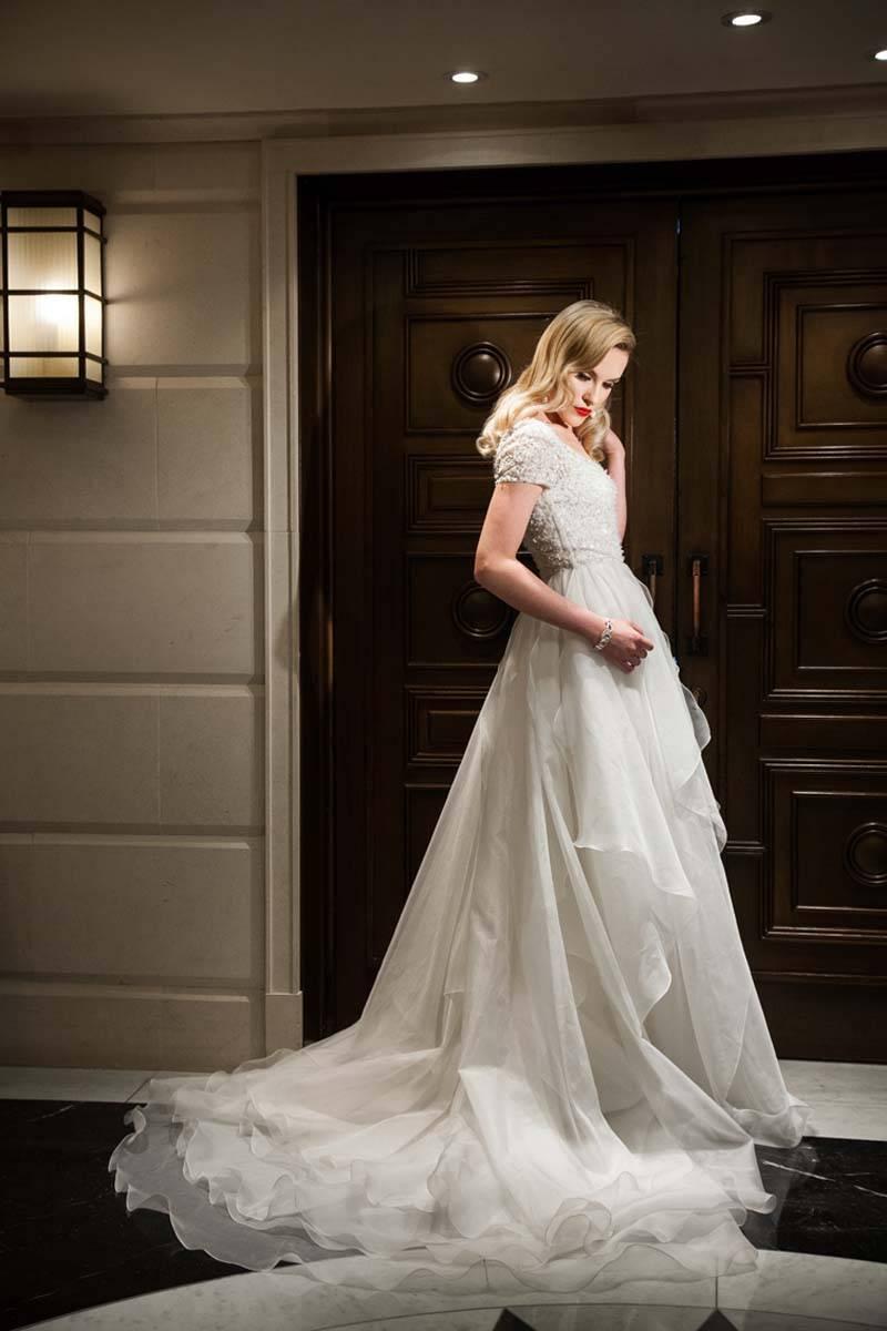 Wedding Dress by Bruce Oldfield
