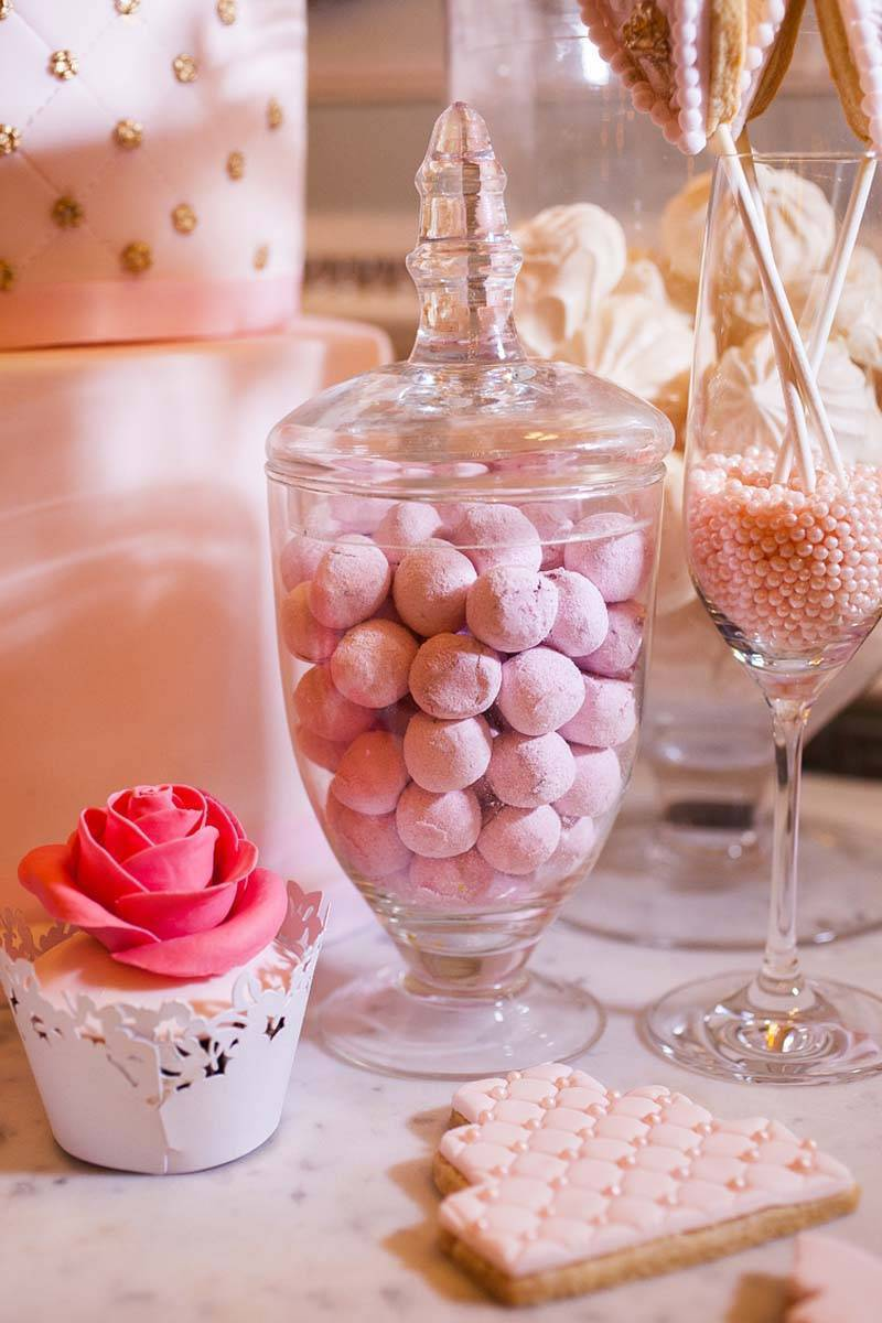 Sweets for wedding