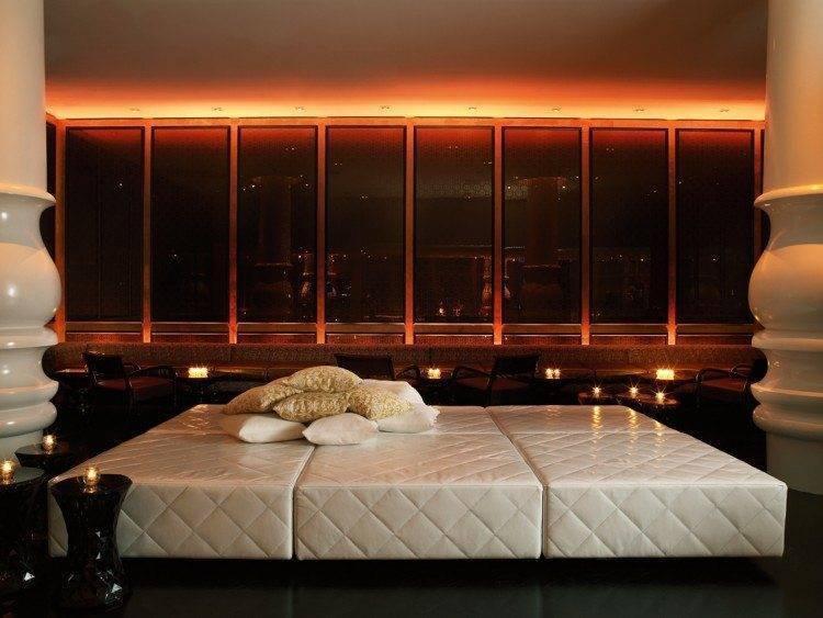 Morgans Hotel Sunset Lounge