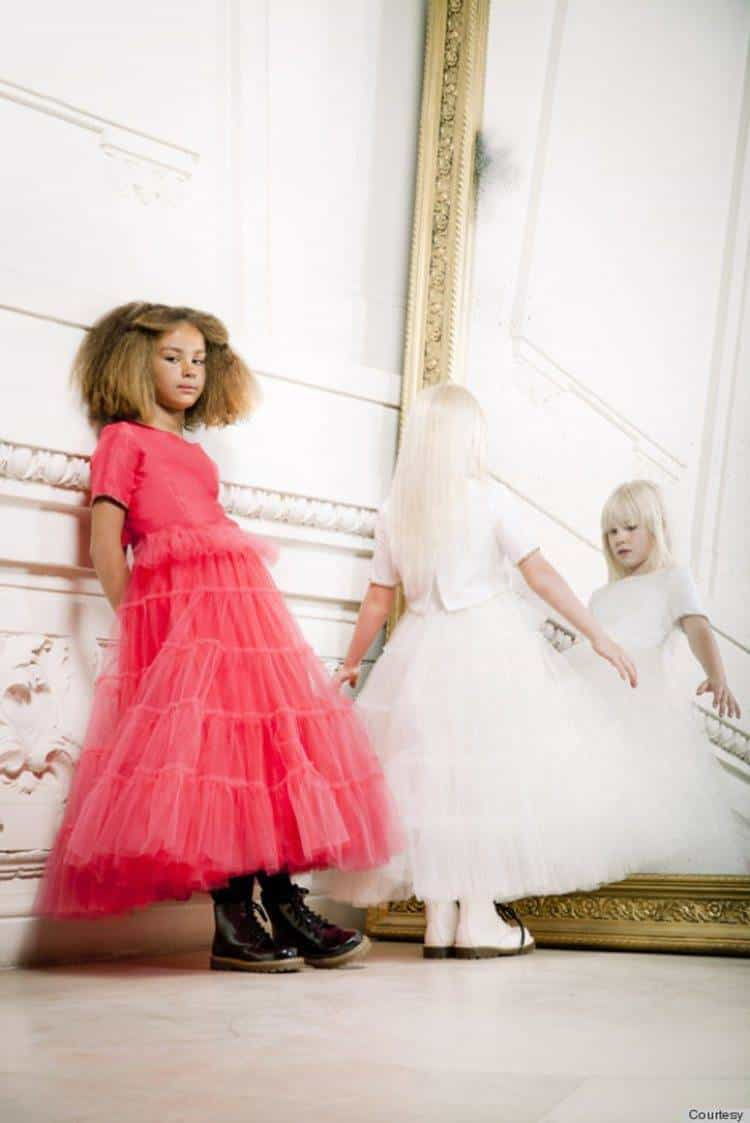 Junior Gaultier Couture For Kids