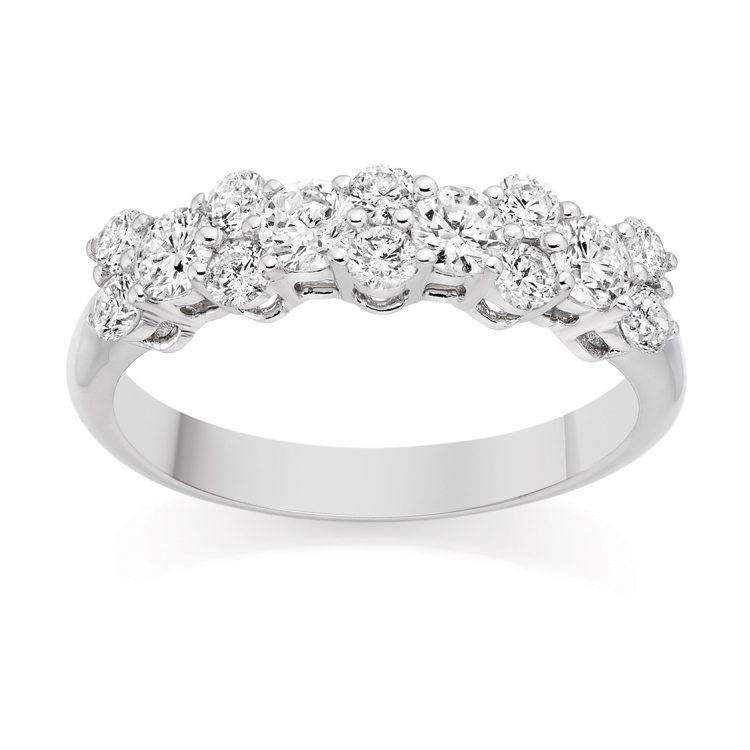 Diamond Rings by Vashi Dominguez