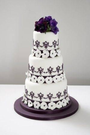 Wedding Cakes Azaelea By Mich Turner