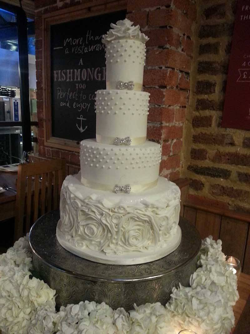Luxury Wedding Cake Trends