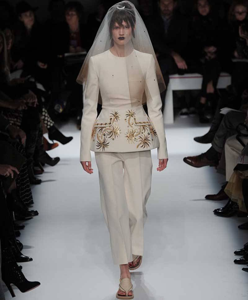 Bridal Dressed Fashion Week