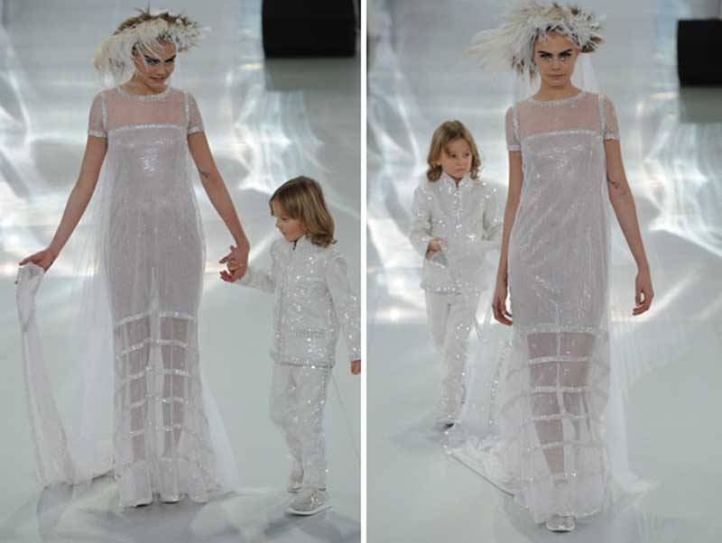 Wedding Gowns Paris Fashion Week
