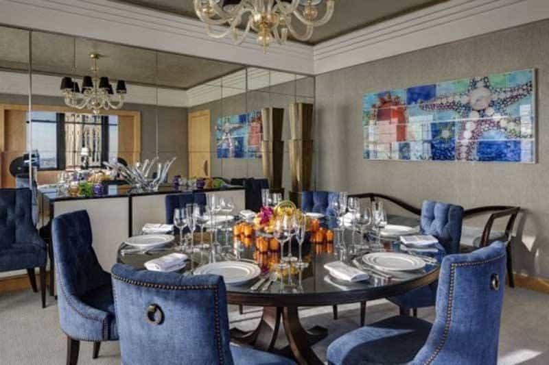New York Palace Dining Room