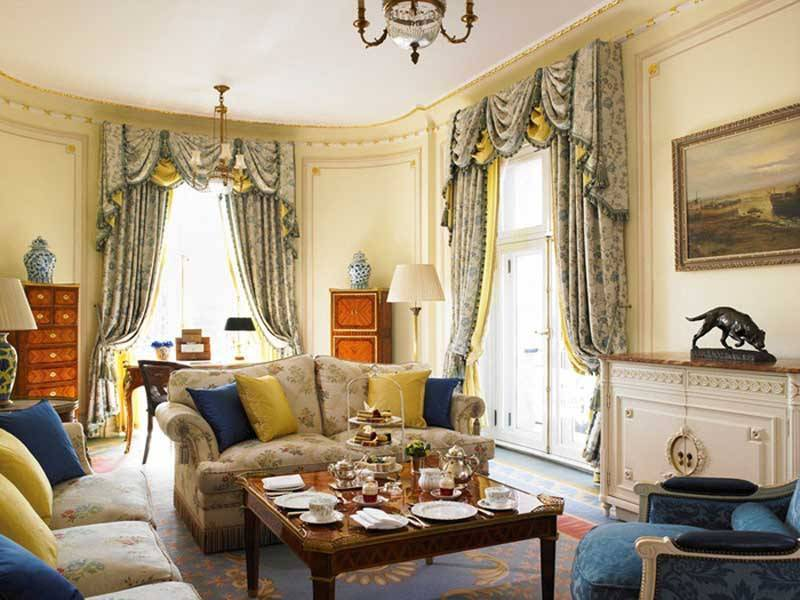 Bedrooms At The Ritz