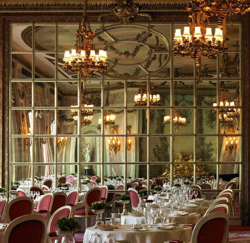 Restaurant At The Ritz