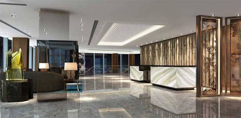 Shangri-La Shard Hotel Lobby