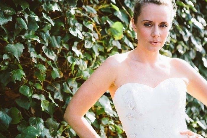 Luxury bridal Gown from Amanda Wyatt
