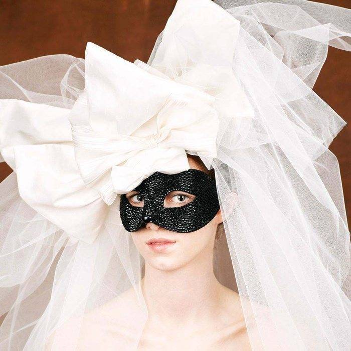 Luxury Ivory Bridal Head Dress