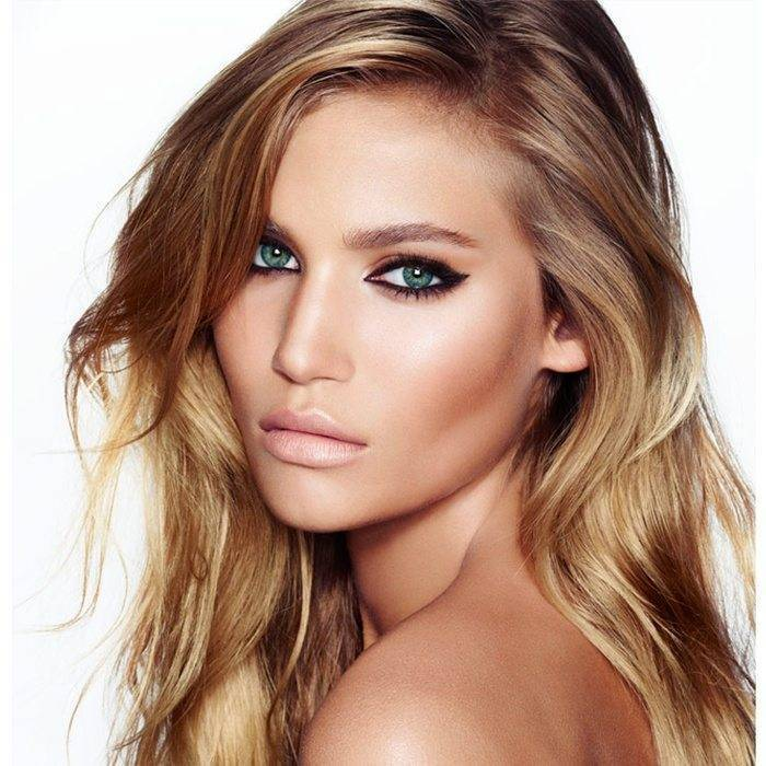 Charlotte Tilbury The Rock Chick Look