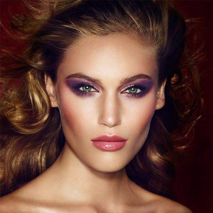 Charlotte Tilbury The Glamour Muse Look