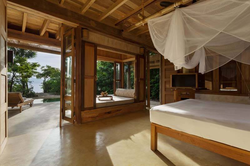 Six Senses Spa and Resort in Ninh Van Bay