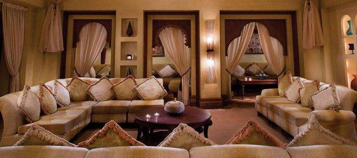 Ladies Lounge Talise Spa At The Burj Al Arab