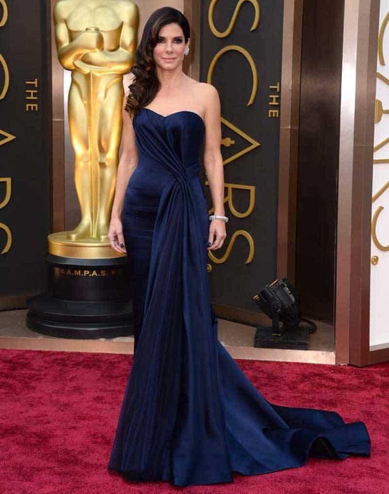 Sandra Bullock Oscars 2014