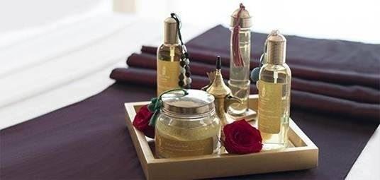 Arabian Spa Products From Burj Al Arab