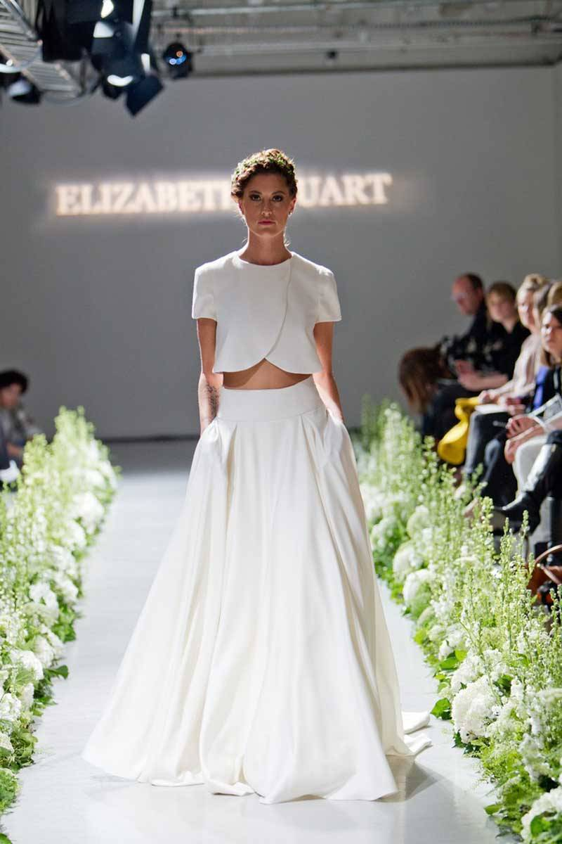 Elizabeth Stuart Designer Wedding Gown
