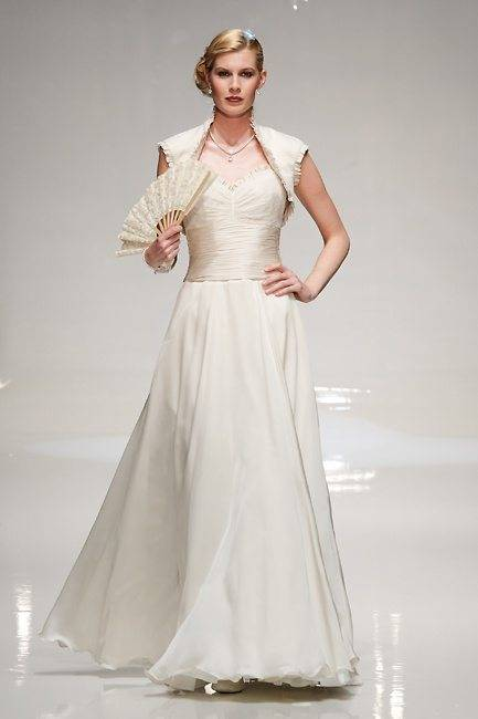 Wedding Dresses By Alan Hannah