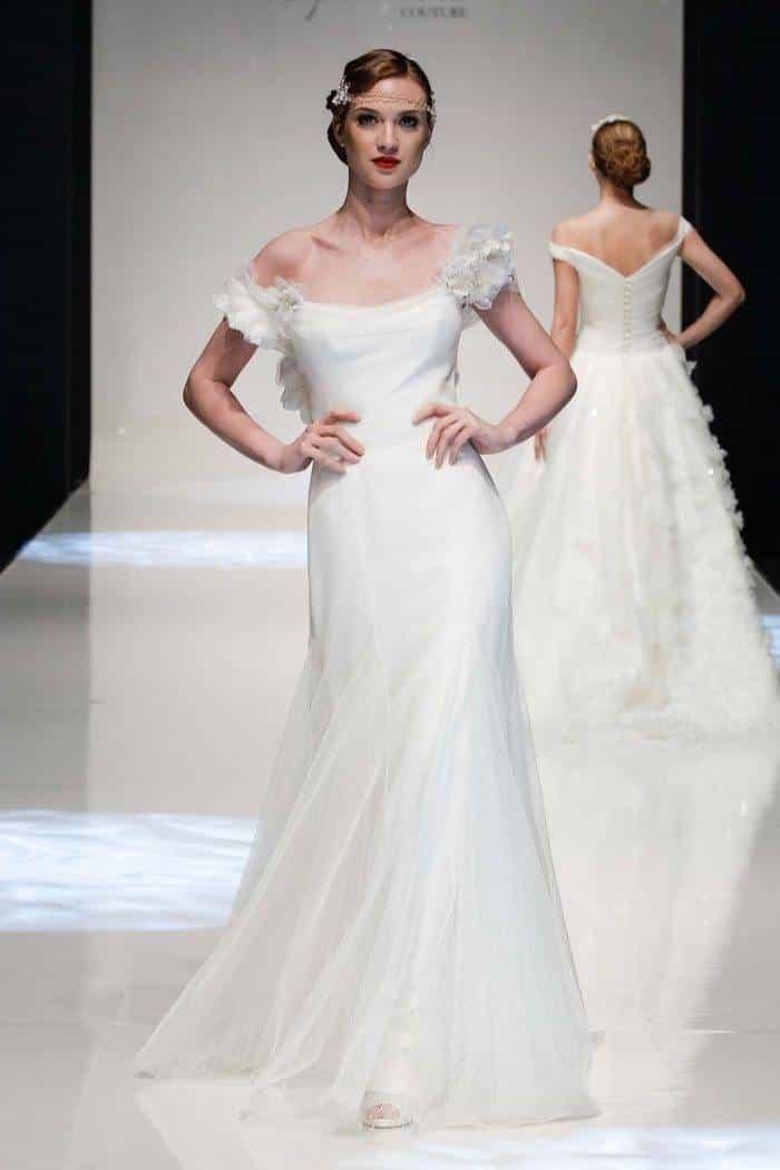 Wedding Dresses By Stephanie Allin