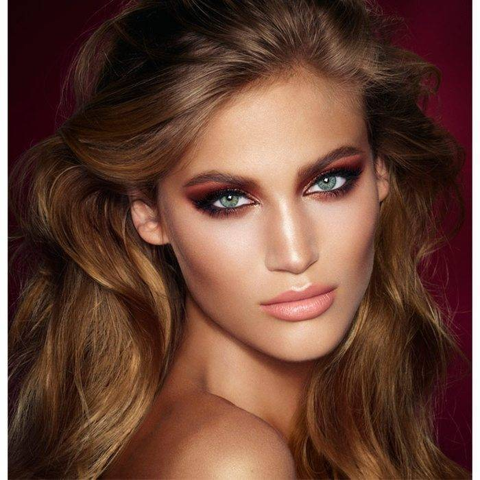 Charlotte Tilbury The Dolce Vita Look