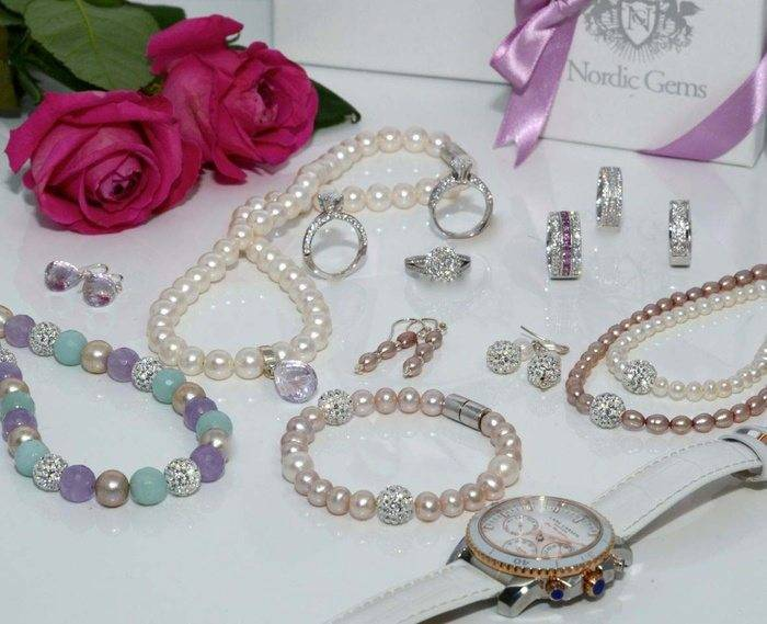 Luxury Wedding Pearls