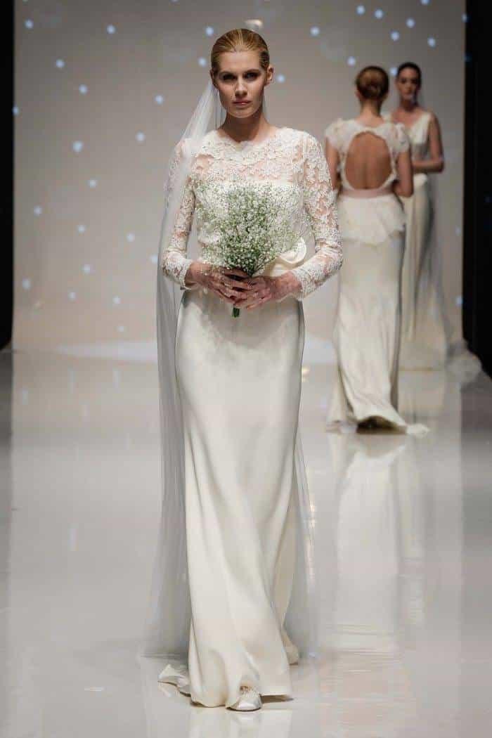 Elizabeth Stuart Wedding Gowns